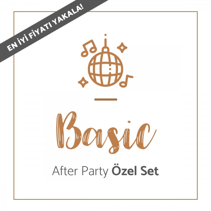Basic After Party Seti