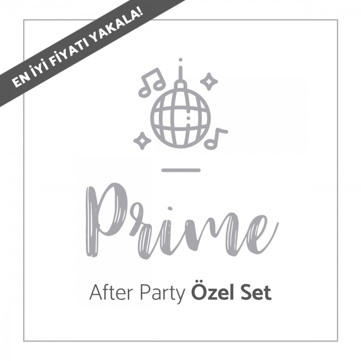 Prime After Party Seti