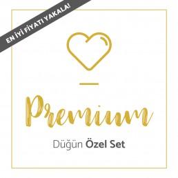 Premium Düğün Seti