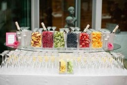 Düğün Anı Masası Süsleme
