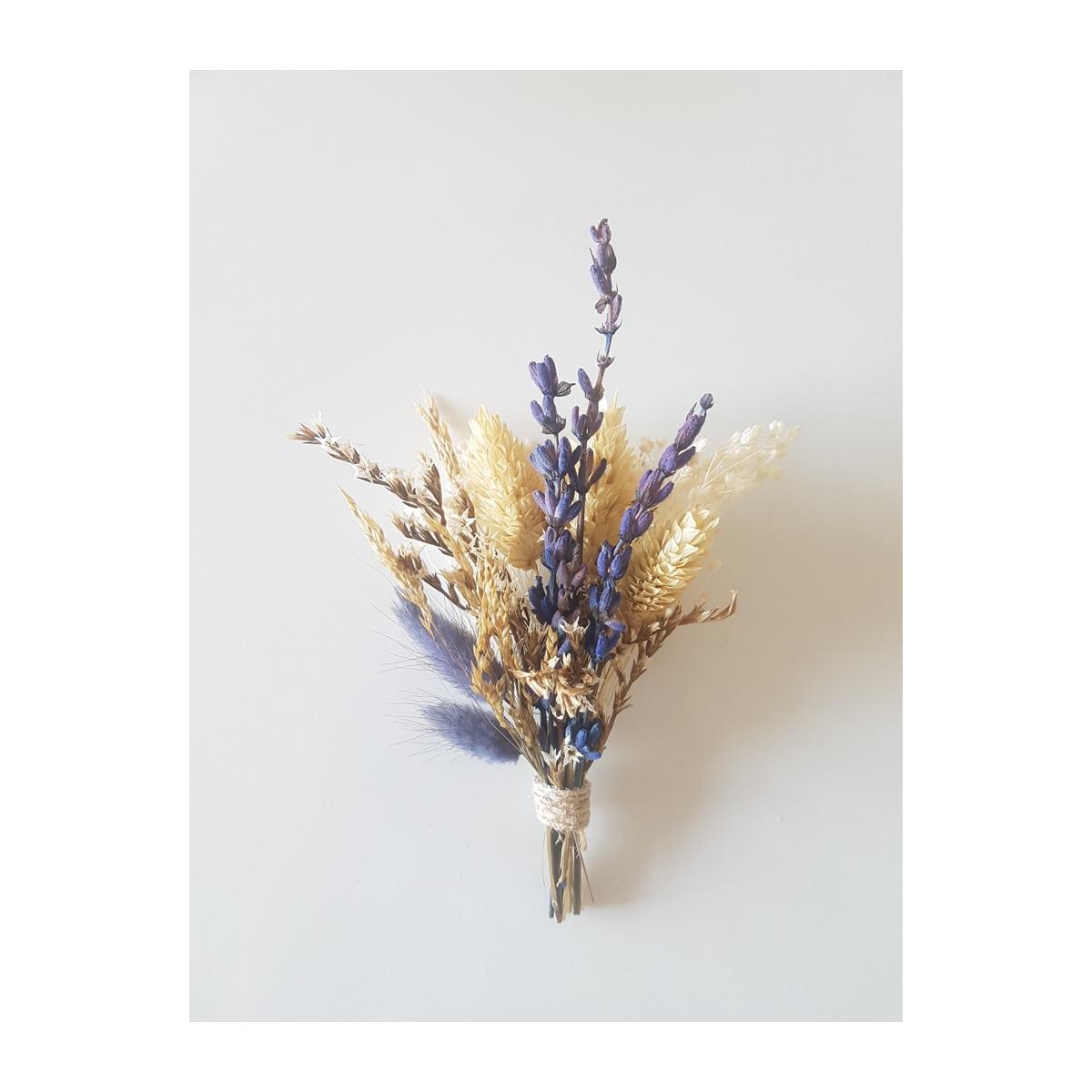Lavanta Yaka Çiçeği