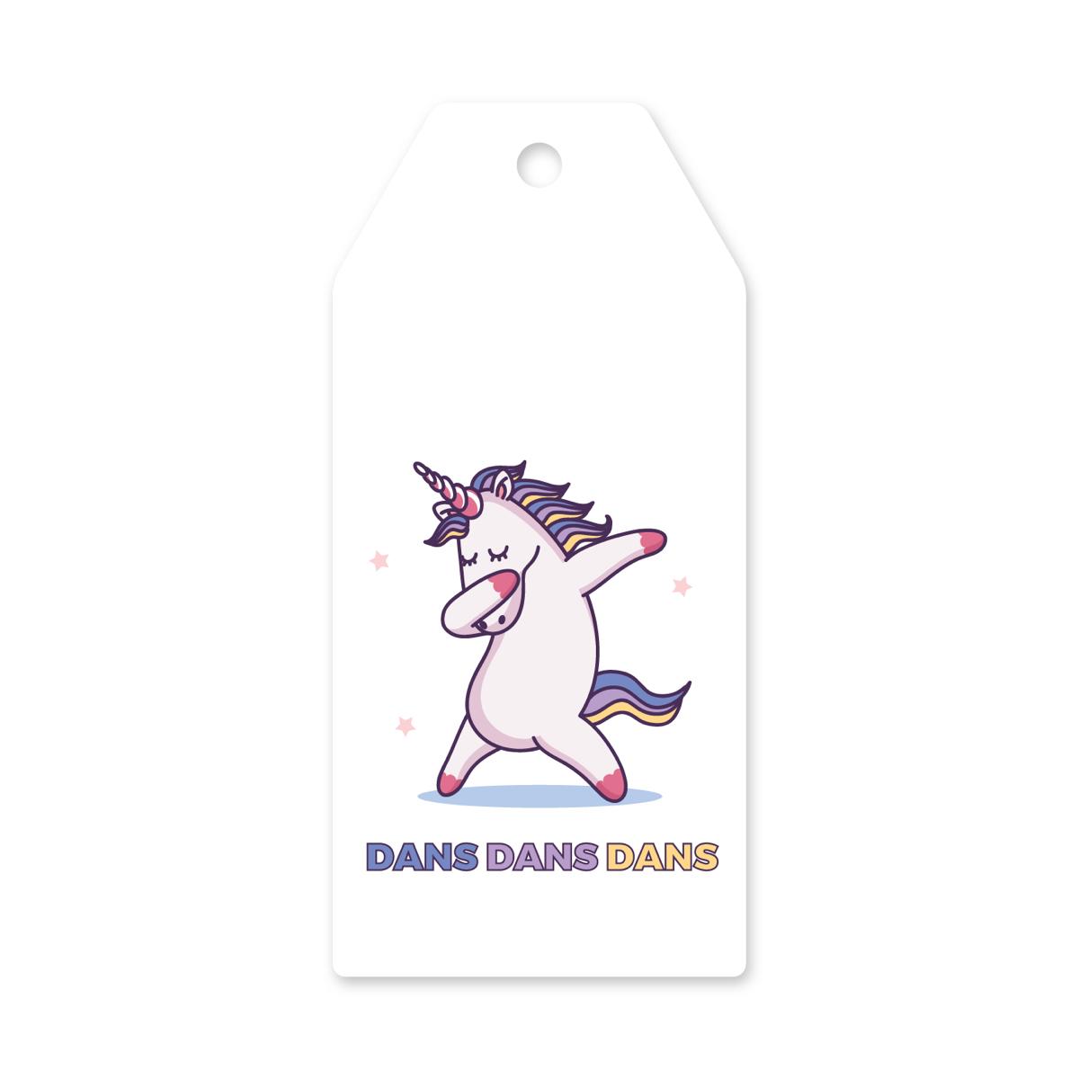 Dans Dans Dans Askı Etiket