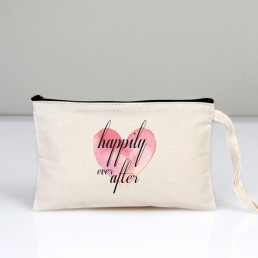 Happily Ever After Makyaj Çantası Clutch