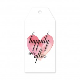 Happily Ever After Askı Etiket