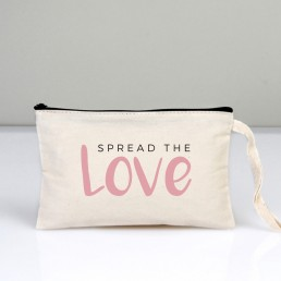 Spread The Love Makyaj Çantası Clutch
